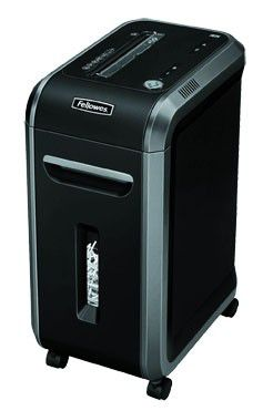 Уничтожитель бумаг FELLOWES PowerShred 90S, уровень 2, P-2, 5.8мм [fs-46901] fellowes powershred 99ci black шредер