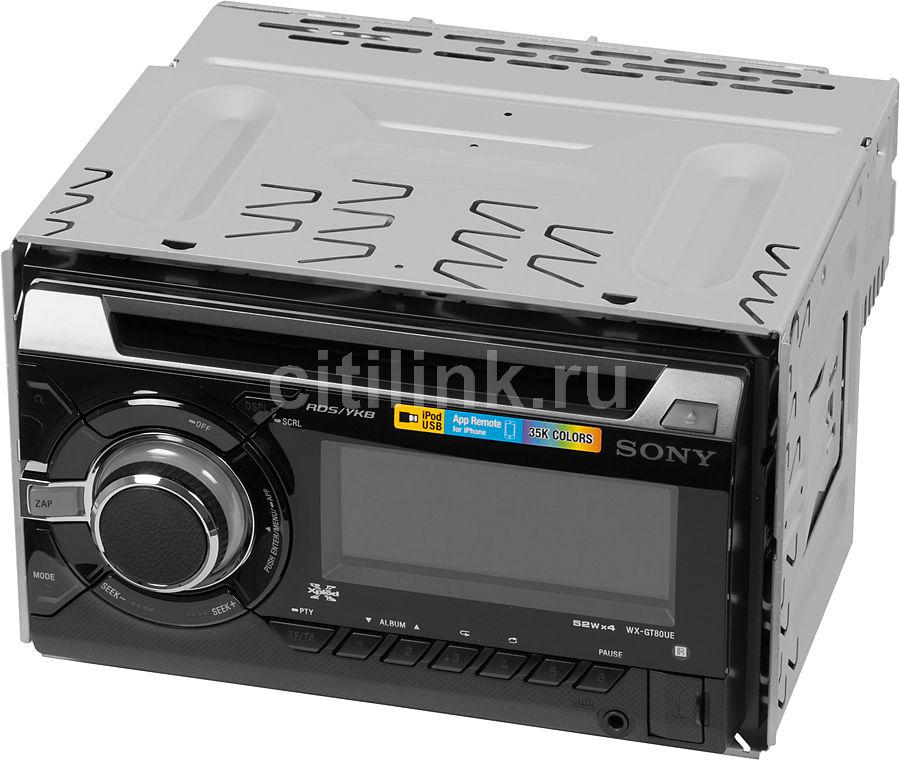 Автомагнитола SONY WX-GT80UE,  USB
