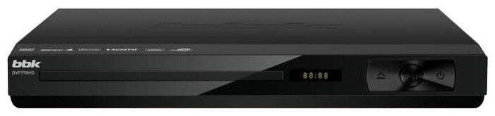 DVD-плеер BBK DVP759HD,  черный