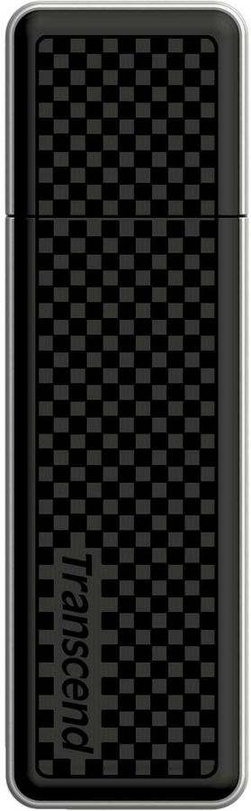 Флешка USB TRANSCEND Jetflash 780 64Гб, USB3.0, черный и серый [ts64gjf780]