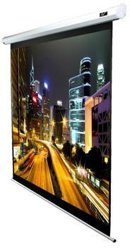 Экран ELITE SCREENS VMAX2 VMAX119XWS2,  213.6х213.6 см, 1:1,  настенно-потолочный белый