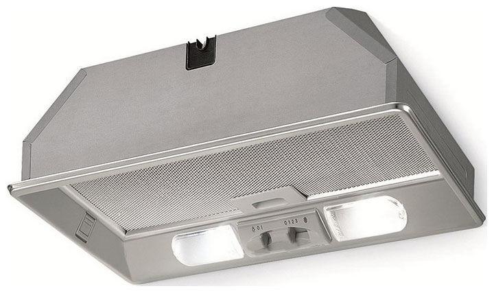 Вытяжка встраиваемая Elica Elibloc 9 LX F/80 серебристый управление: ползунковое (2 мотора) [1745564/3]