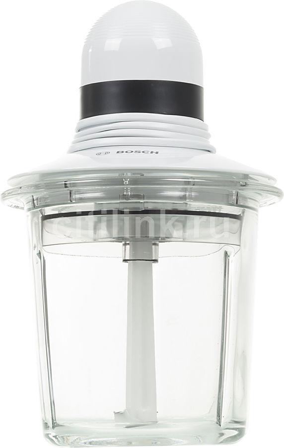 Измельчитель электрический Bosch MMR15A1 550Вт белый