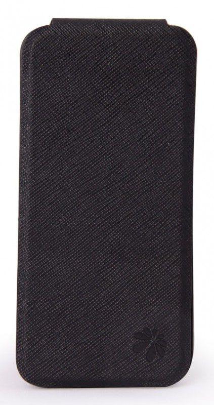 Чехол (флип-кейс) MIRACASE MP-023, для Apple iPhone 5, черный