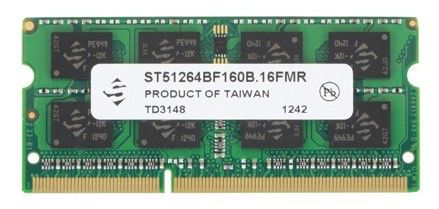 Модуль памяти CRUCIAL ST51264BF160B Spectek DDR3 -  4Гб 1600, SO-DIMM,  OEM