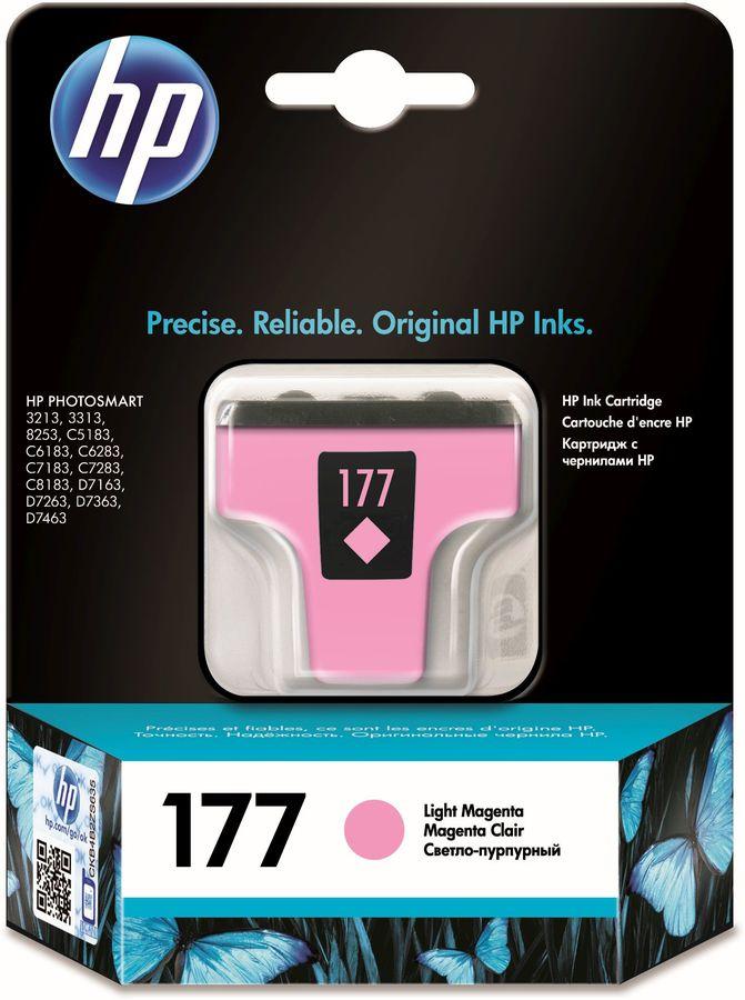Картридж HP 177 светло-пурпурный [c8775he]