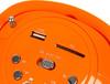 Аудиомагнитола ROLSEN RBM411OR,  оранжевый вид 8