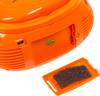Аудиомагнитола ROLSEN RBM411OR,  оранжевый вид 10