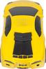Аудиомагнитола ROLSEN RBM414,  желтый вид 4