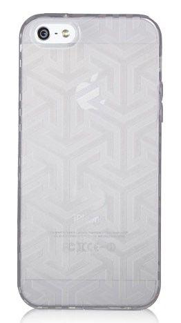 Чехол (клип-кейс) GGMM Ice, для Apple iPhone 5, белый [iph00611]