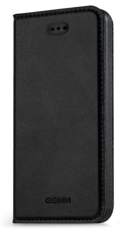 Чехол (флип-кейс) GGMM Kiss, для Apple iPhone 5, черный [iph00801]
