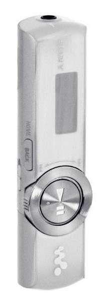 MP3 плеер SONY NWZ-B173F flash 4Гб белый [nwzb173fw.cev]