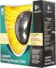 Мышь LOGITECH G500 лазерная проводная USB, черный и серый [910-001262] вид 8
