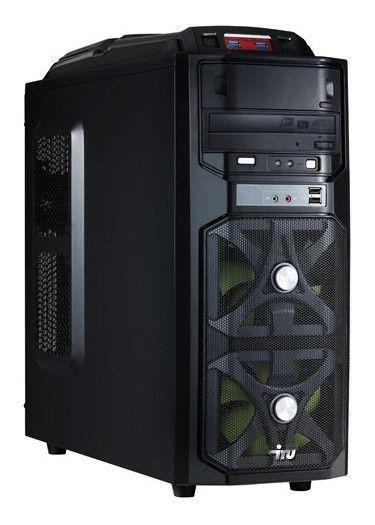Компьютер  IRU Home 750,  Intel  Core i7  3820,  DDR3 16Гб, 2Тб,  128Гб(SSD),  nVIDIA GeForce GTX 680 - 2048 Мб,  DVD-RW,  CR,  Windows 7 Home Premium,  черный