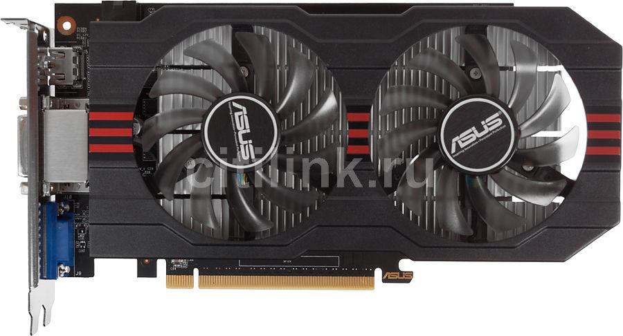 Видеокарта ASUS GeForce GTX 650Ti,  2Гб, GDDR5, Ret [gtx650ti-2gd5]