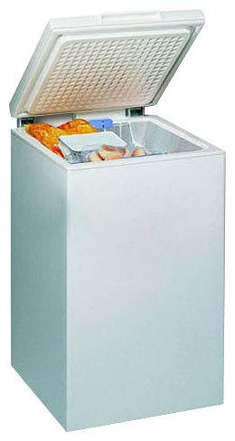 Морозильный ларь WHIRLPOOL AFG 610 M-B белый