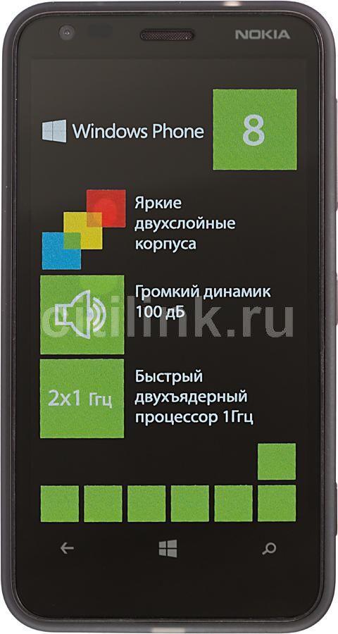 Смартфон NOKIA Lumia 620 черный