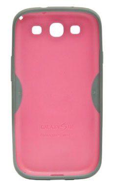 Чехол (клип-кейс) SAMSUNG EFC-1G6BPE, для Samsung Galaxy S III, розовый [efc-1g6bpecstd]