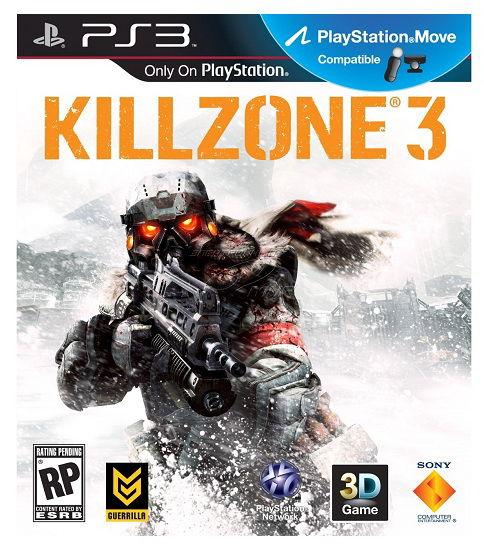 Игра SOFT CLUB Killzone 3 для  PlayStation3 Rus