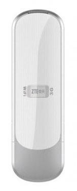 Модем ZTE MF70 3G, внешний, белый