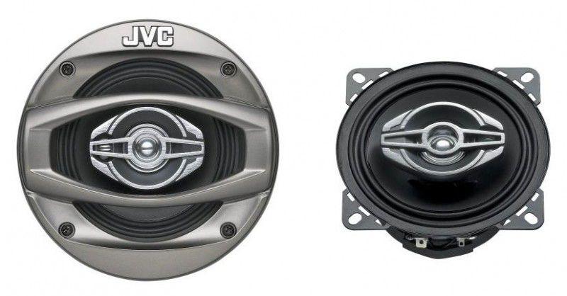 Колонки автомобильные JVC CS-HX438,  коаксиальные,  160Вт