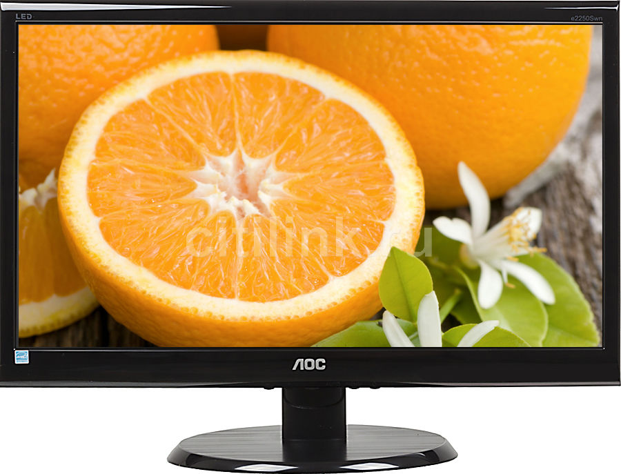 "Монитор ЖК AOC Value Line E2250Swnk/01 21.5"", черный"