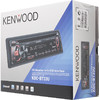 Автомагнитола KENWOOD KDC-BT33U,  USB вид 6