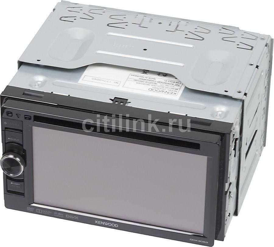 Автомагнитола KENWOOD DDX3053,  USB