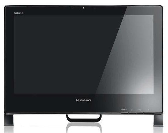 Моноблок LENOVO ThinkCentre Edge 92z, Intel Celeron G2020, 4Гб, 500Гб, Intel HD Graphics, DVD-RW, Windows 7 Professional, черный [rbagpru]