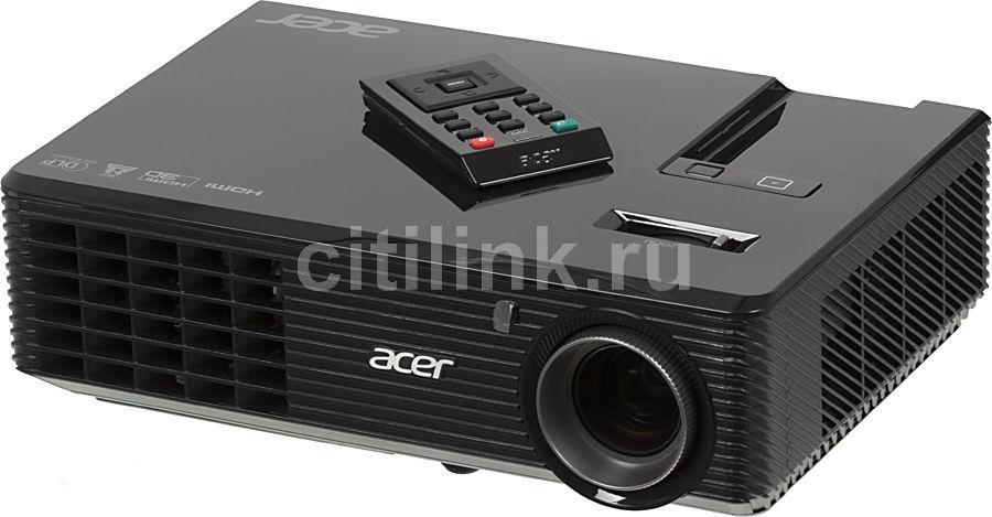 Проектор ACER P1163 черный [mr.jgk11.001]