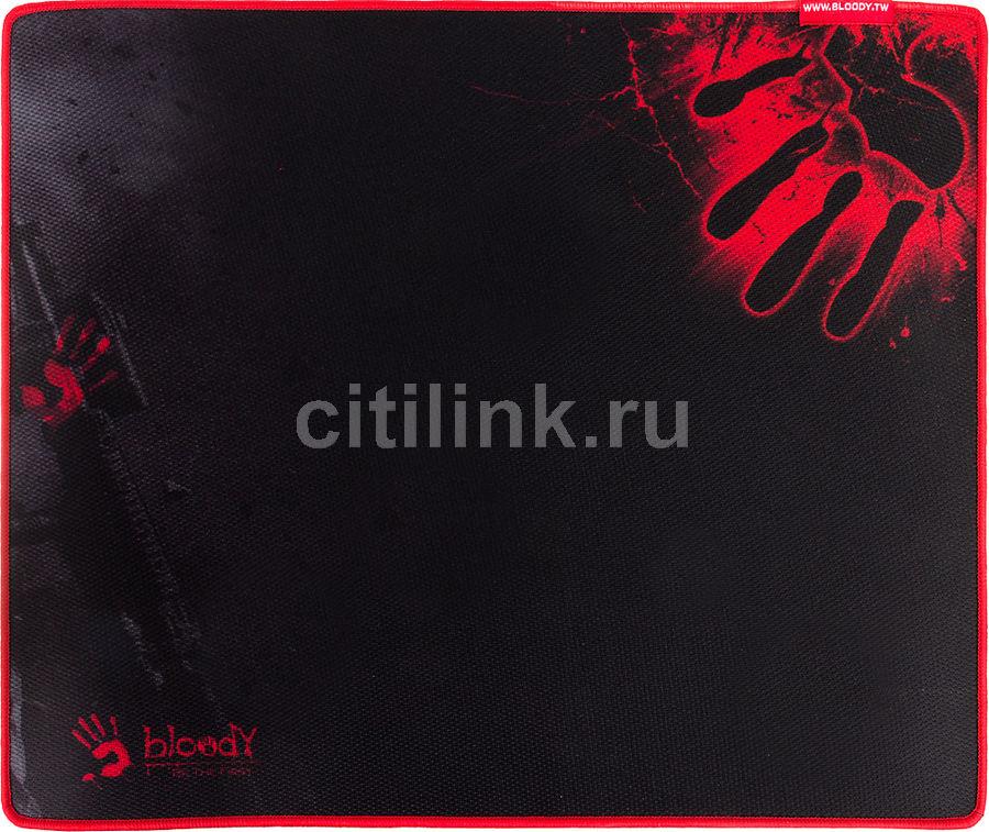 Коврик для мыши A4 Bloody B-080,  черный/рисунок