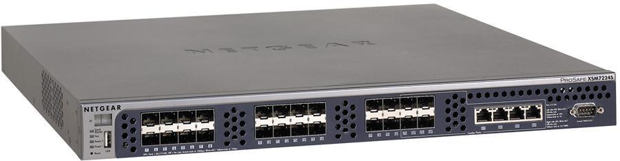 Коммутатор NETGEAR ProSafe XSM7224-100NES