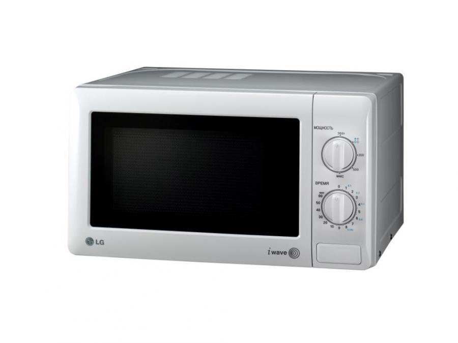 Микроволновая печь LG MS2022G, белый