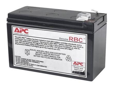 Батарея для ИБП APC APCRBC110  12В,  9Ач