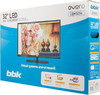 "LED телевизор BBK LEM3284  ""R"", 32"", HD READY (720p),  черный вид 12"