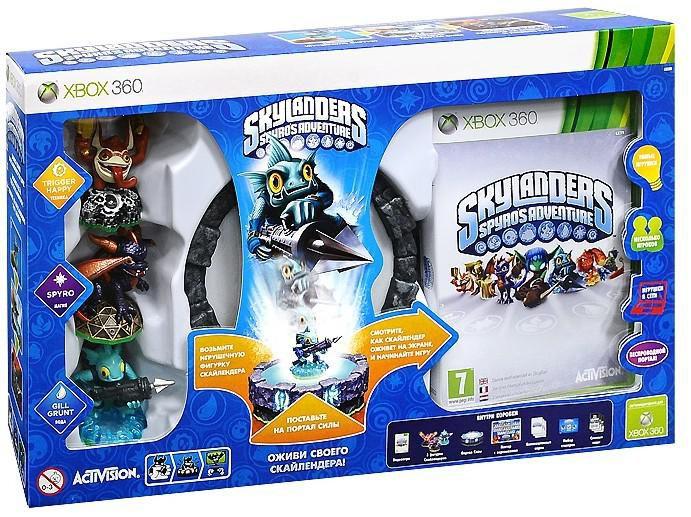 Игра MICROSOFT Skylanders Стартовый набор для  Xbox360 Rus