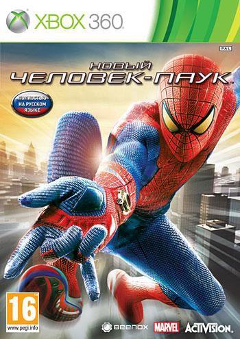 Игра MICROSOFT Новый Человек-паук для  Xbox360 Rus