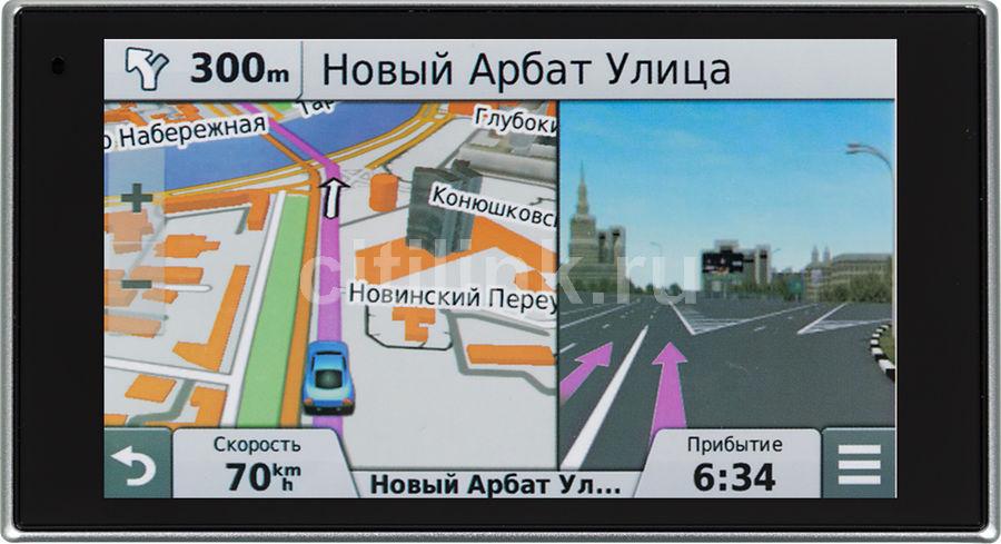 GPS навигатор GARMIN Nuvi 3597LMT,  5