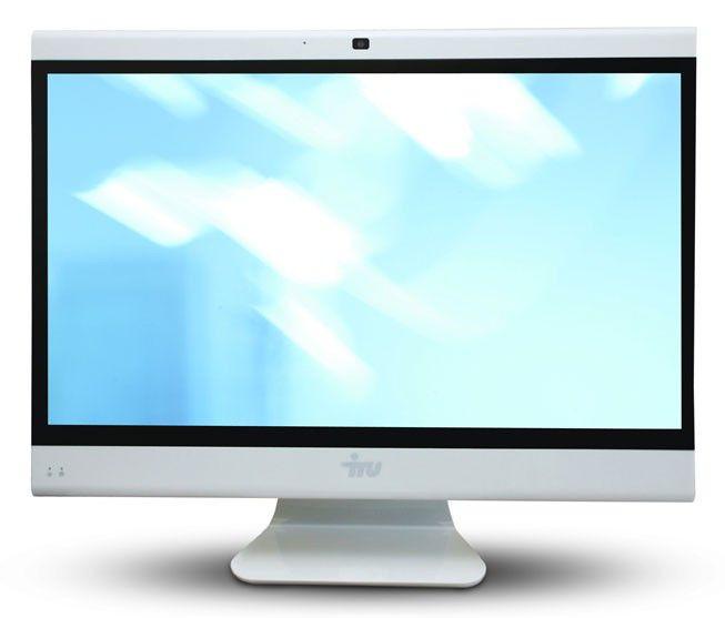 Моноблок IRU 313, Intel Pentium G870, 4Гб, 500Гб, Intel HD Graphics, DVD-RW, Free DOS, белый
