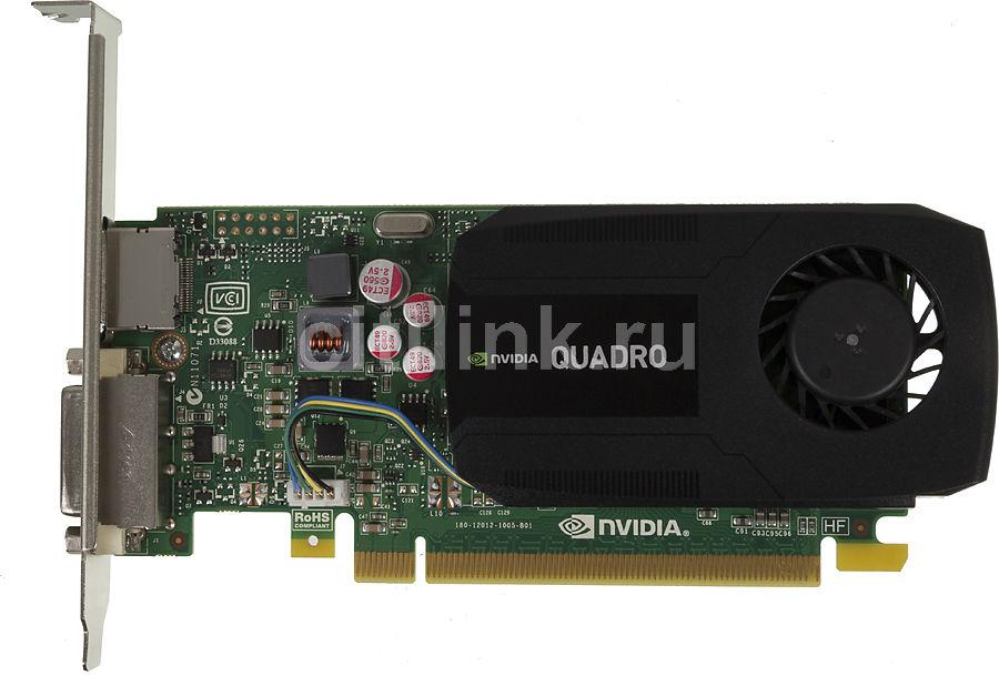 Видеокарта HP Quadro K600,  C2J92AA,  1Гб, DDR3, Low Profile,  Ret