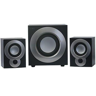 Колонки SVEN MS-915,  черный [sv-0130915bk]