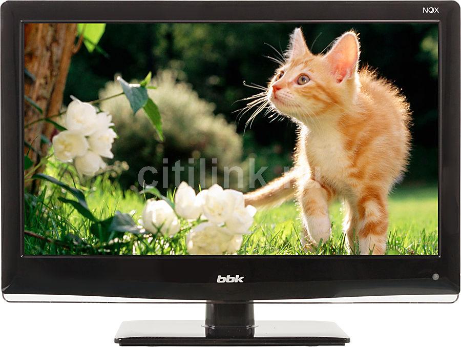 """LED телевизор BBK Nox LEM2249HD  """"R"""", 22"""", FULL HD (1080p),  черный"""