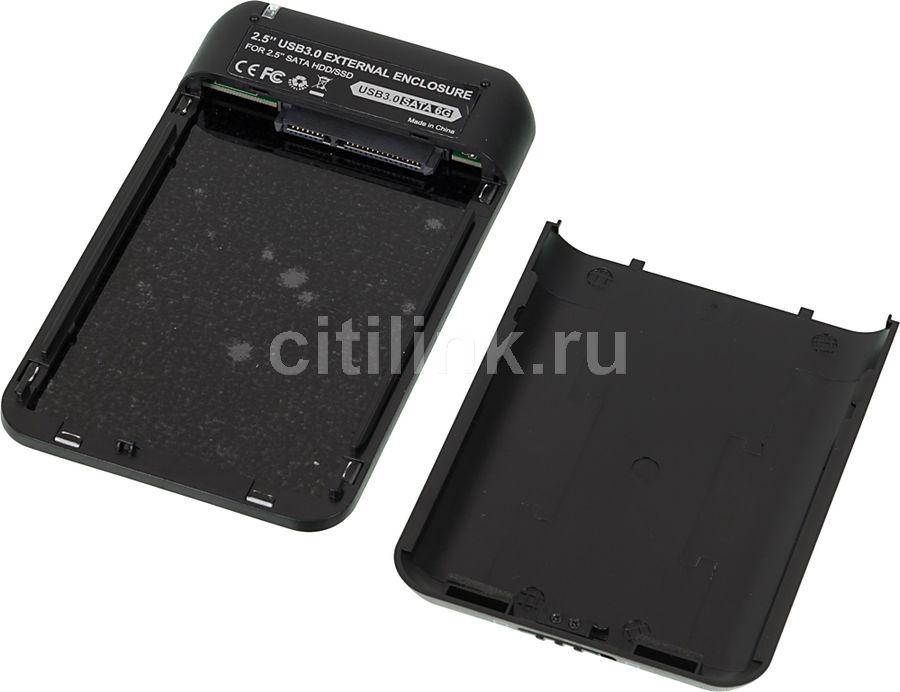 Аксессуар Внешний корпус для HDD AgeStar 3UB2A14 Black
