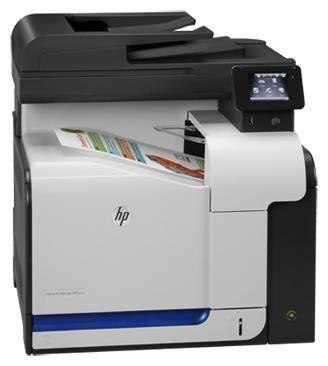 МФУ лазерный HP Color LaserJet Pro 500 MFP M570dn,  A4,  цветной,  лазерный,  черный [cz271a]