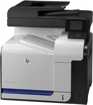 МФУ лазерный HP Color LaserJet Pro 500 MFP M570dw,  A4,  цветной,  лазерный,  черный [cz272a]