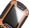 Мобильный телефон SENSEIT P10  оранжевый/черный вид 9