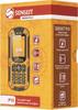 Мобильный телефон SENSEIT P10  оранжевый/черный вид 11