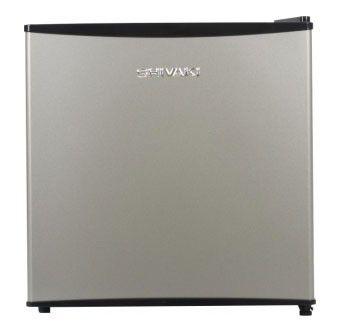 Холодильник SHIVAKI SHRF-50CHP,  однокамерный,  серебристый