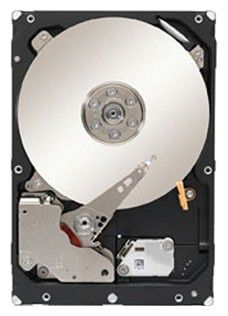 Жесткий диск SEAGATE Constellation ES.3 ST2000NM0023,  2Тб,  SAS 2.0,  3.5