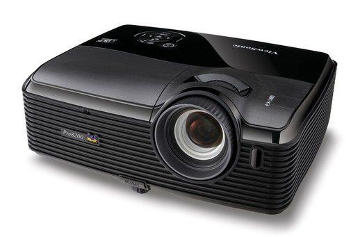 Проектор VIEWSONIC Pro8520HD черный [vs14804]